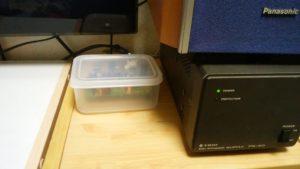 無線機用のTRIOで電源供給するUSB-DACタッパー