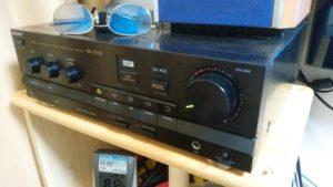 外付けUSB-DACで快適に鳴るリバティ アンプ TA-V715