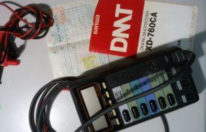 三和電気計器 XD-760CA