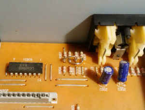TA-V715 グラフィックイコライザーをバイパス