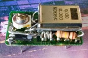 CXO-050C 9.9532MHz KSS JAPAN 改10MHz VCXO