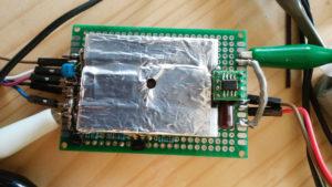 Simple OvenによるOCXOの実験機