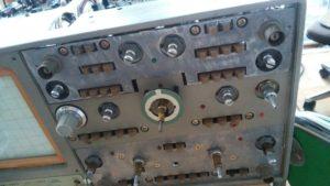 IWATSU SS-5711C 分解中