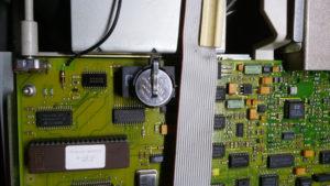 HP 54600A NvRAM 修理