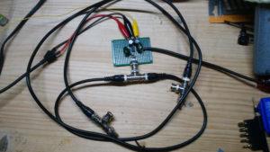 H54601Aの自己校正に使った自作パルスジェネレータ