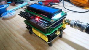 Si5351Aクロックジェネレータで、パルスジェネレータの作成