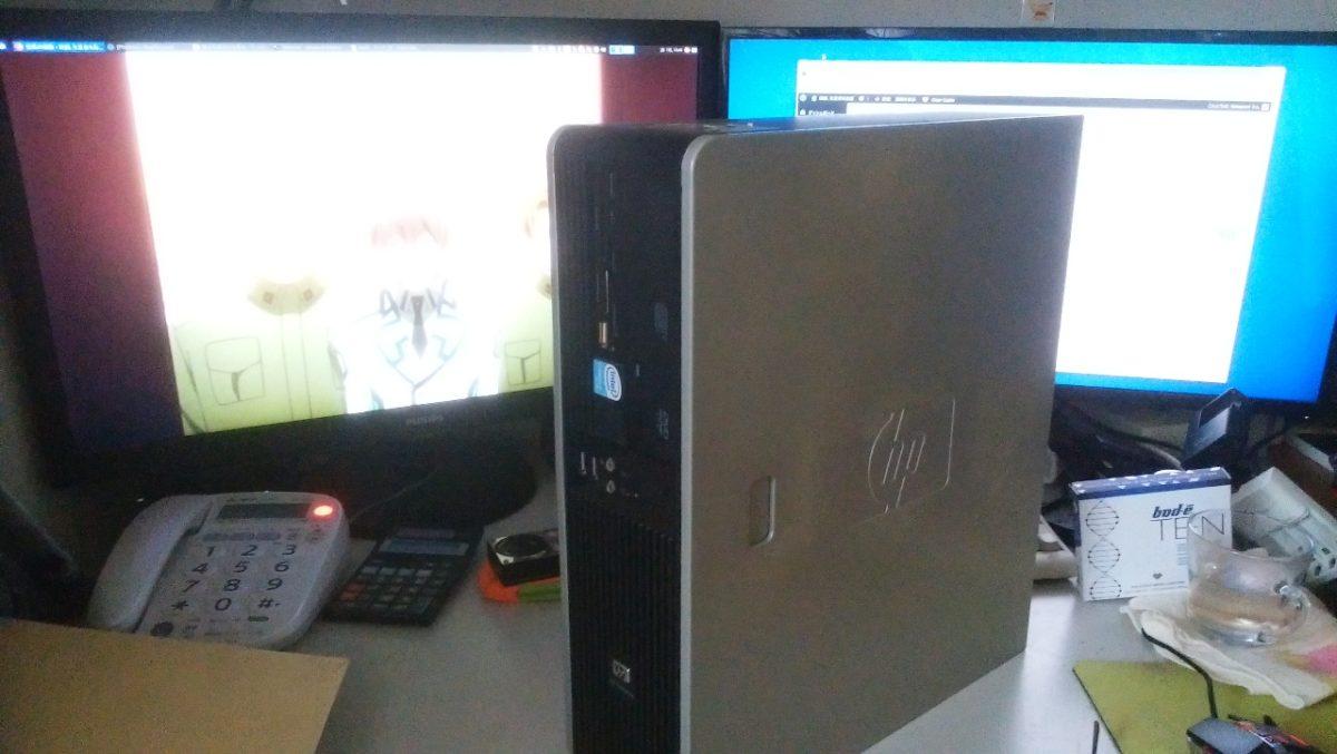 Windows XP/Vista/7/8/8.1世代のパソコン設備リプレース前にLinux
